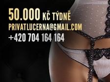 Min.50 000 Kč týdně,zaručeně a diskrétně!!!